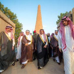 محافظ ينبع يشيد بإسهامات أرامكو السعودية في السلامة والتوعية العامة