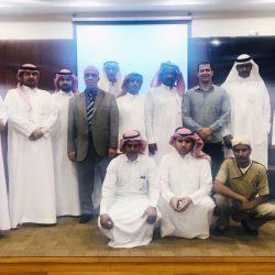 محافظة المندق تستقبل مدراء العموم بإدارات الأحوال المدنية بالمملكة