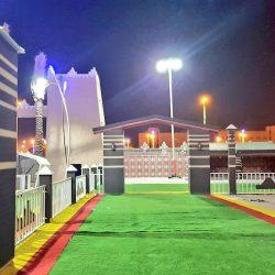 بلدية عين دار تجهز الحدائق والميادين لاستقبال عيد الفطر المبارك