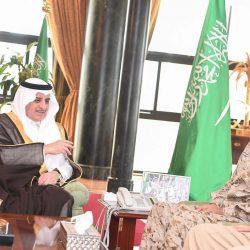 """""""الفوزان"""" يستقبل فضيلة مدير عام الشؤون الإسلامية بالقصيم"""