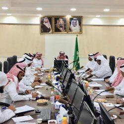 مدير عام صحة الرياض يتفقد مستشفى الملك خالد بالمجمعة