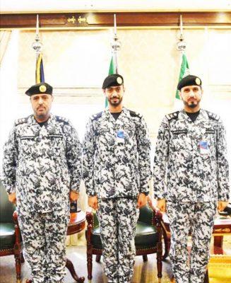 ترقية «الخريجي» إلى رتبة رائد في الكلية الأمنية
