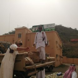 العبيلان يختتم الملتقى الدعوي الصيفي ( لحمة وطن ) بمركز نخال بمحافظة القرى