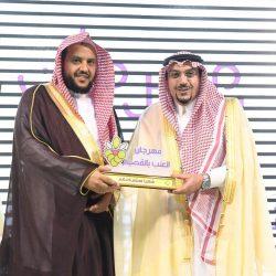 اجتماع رئيس الاتحاد السعودي لكرة الطاولة بعضو مجلس الخدمة الاجتماعية بمراكز الأحياء