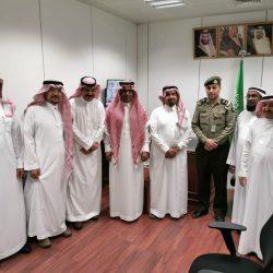 توقيع مذكرة شراكة وتعاون بين جمعية سدير الخضراء ومكتب رواد كشافة المجمعة