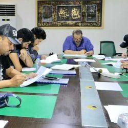 اللجنة الإعلامية لمهرجان الفاكهة بطبرجل تعقد إجتماعها الأول