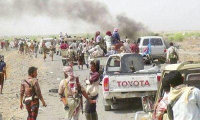 قوات الجيش اليمني تحرير مواقع جديدة في الضالع