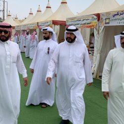 إقامة الخيمة السياحية الأولى بمحافظة أحد رفيدة