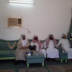 """""""أمير منطقة المدينة المنورة""""  يستقبل الرحالة محمد البارقي"""