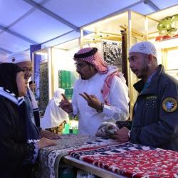 أمير الشرقية يلتقي الفائزة بجائزة الملك سلمان لدراسات وبحوث تاريخ الجزيرة العرب