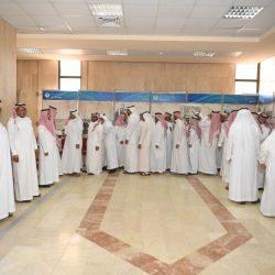 سمو أمير القصيم يستقبل مدراء الجهات الحكومية ومنسوبي الإمارة بمناسبة عيد الأضحى