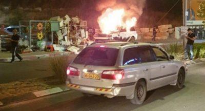 مصرع ١٦ شخصًا وإصابة ٢١ إثر انفجار عدد من السيارات في منطقة المنيل بالقاهرة