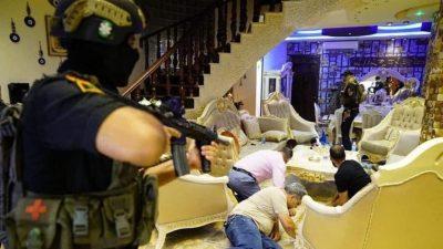 اعتقال أكبر زعيم للمافيا في العراق