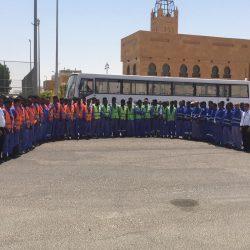 مدني الباحة ينهي حملة الكشف على المبانيالتعليمية بالمنطقة