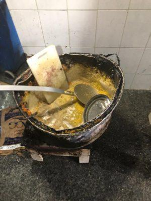 بلدية الخفجي: زيارة 59 منشأه صحية وإتلاف 75 كلجم مواد غذائية