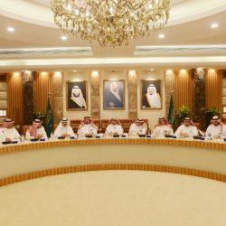 المجلس الاستشاري في جامعة حفرالباطن يعقد إجتماعه السادس في مقر شركة أرامكو