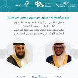 انطلاق أول اجتماع لأعضاء مبادرة سمو الأمير منصور لتأسيس جمعية نسائية في غرفة حفرالباطن