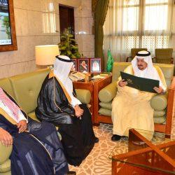 سمو أمير منطقة الرياض يستقبل مدير مركز المعلومات الوطني