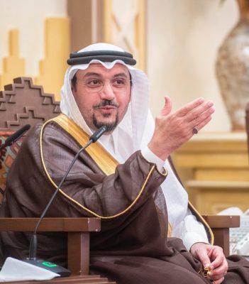أمير منطقة القصيم يشكر فرع الرئاسة العامة لهيئة الأمر بالمعروف بالمنطقة