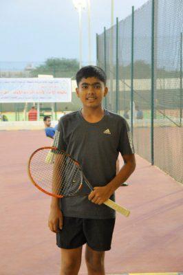 مواجهة سعودية هندية في افتتاح آسيوية التنس
