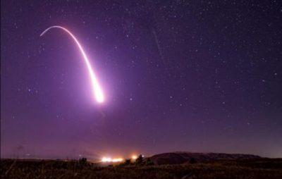 واشنطن تختبر بنجاح صاروخاً جديداً عابراً للقارات
