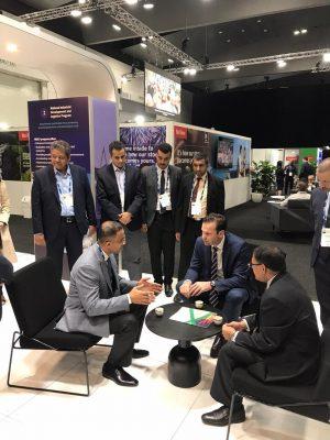 وزارة الصناعة والثروة المعدنية بالمملكة تستعرض جهودها لتنفيذ استراتيجيتها للتعدين في المؤتمر الدولي بأستراليا