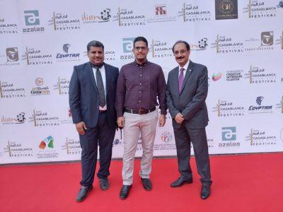 مشاركة يمنية فاعلة في مهرجان الدار البيضاء للأفلام العربية