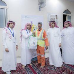 بالصور .. مركز صحي الملحة ينفذ حملة تطعيم ضد الإنفلونزا الموسمية