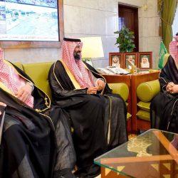 سمو أمير منطقة الرياض يستقبل مدير فرع هيئة الرقابة بالمنطقة