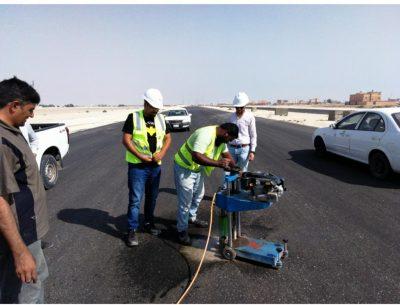 بلدية الخفجي تنفذ مشروع تطوير الواجهة البحرية وصيانة الشوارع وسفلتة الأرصفة ومبادرة الطرق