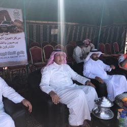 شفاعة الأمير حسام بن سعود تنقذ شقيقين من القصاص