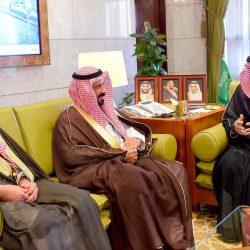 الأمير تركي بن خالد يرعى افتتاح معرض عالم الريزن
