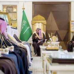 أمير منطقة تبوك يلتقي وكيل وزارة الداخلية لشؤون المناطق