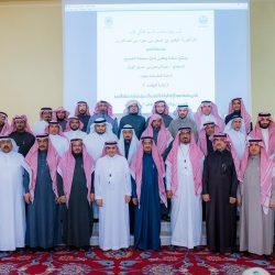 أمير منطقة القصيم يلتقي رئيس مجلس إدارة هيئة الصحفيين السعوديين خالد بن حمد المالك