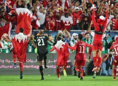 البحرين تحقق كأس الخليج لأول مرة في تاريخها