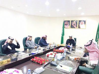 بالإجماع.. السهلي للمرة الثالثة رئيسا لمجلس بلدي محافظةالنعيرية