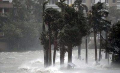 مصرع شخصين إثر عاصفة في جنوب غربي فرنسا