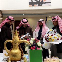 سمو الأمير خالد الفيصل يرعى افتتاح فعاليات معرض جدة الدولي الخامس للكتاب
