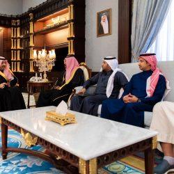 أمير منطقة الباحة يستقبل القنصل العام لجمهورية مصر العربية