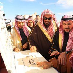 """""""نائب أمير مكة"""" يعزي أسرة الشلهوب في وفاة الشيخ عادل الشلهوب"""