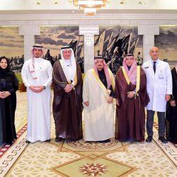 الأمير بدر بن سلطان يستمع للآلية الجديدة لاختيار مديري مكاتب مؤسسات الطوافة 