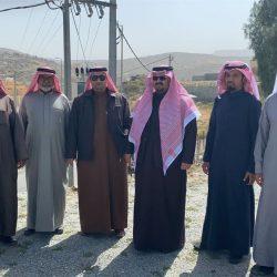 أمير منطقة الرياض يزور محافظة الرين