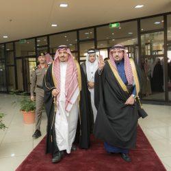 """أمير منطقة الباحة يطلع على مشروع الزواج الجماعي بقرية """"عويرة"""" بمحافظة المندق"""