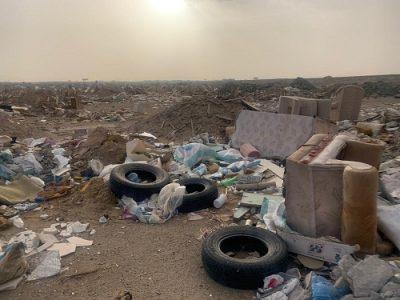 بالفيديو والصور..نفايات متكدسة تكشف غياب دور بلدية رنية لمواجهة كارثة بيئية بالمحافظة