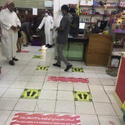 تعقيم جوامع ومساجد محافظة ظهران الجنوب