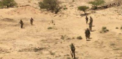 """""""الجيش اليمني""""يحرر عدداً من المواقع شمال البيضاء"""