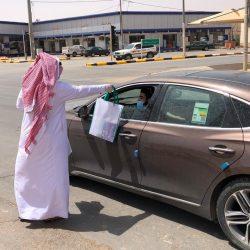 الأمير فيصل بن بندر يطلع على التقارير الأمنية والرقابية بعد منع التجول في مدينة الرياض