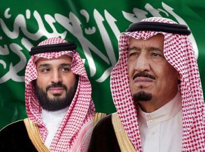 """""""خادم الحرمين وولي العهد"""" يهنئان رئيس الوزراء العراقي بتشكيل الحكومة الجديدة"""
