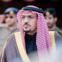 """""""أمير الرياض"""" يستقبل مديرِي التعليم والشؤون الإسلامية والنقل بالمنطقة"""