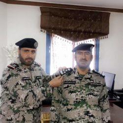 محافظ حفرالباطن يدشن تطوير وتوسعة وحدة العناية المركزة بمستشفى الملك خالد